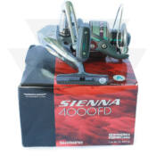 Shimano SIENNA 4000 FD elsőfékes orsó (SN4000FD)