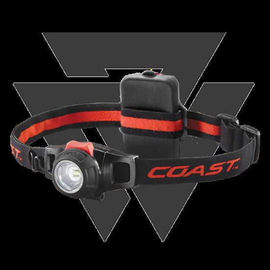 Coast HL7 Twist Focus Fejlámpa (285lm)