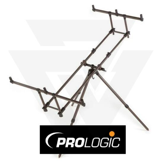 Prologic New Green Tri Lux 3 botos rod-pod