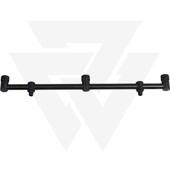 Prologic Black Fire Buzzer Bar 3 botos kereszttartó (30cm)