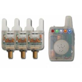ATTs / ATTx Crystal Alarms Elektromos 3+1 Kapásjelző Szett
