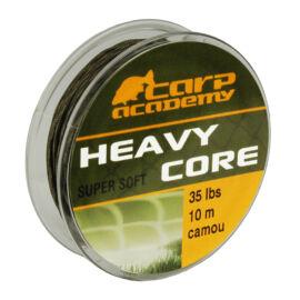 Carp Academy Heavy Core Camo Ólombetétes Zsinór