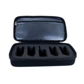 Delkim Black Box Storage Case Kemény Hordtáska