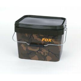 FOX Camo Square Bucket vödör (10l)