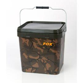 FOX Camo Square Bucket vödör (17l)