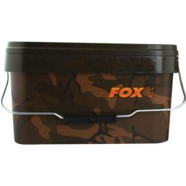 FOX Camo Square Bucket vödör (5l)