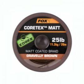 FOX Matt Coretex Gravelly Bevonatos Előkezsinór