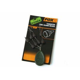 FOX Edges Tungsten Line Guard Beads Ólom Ütköző