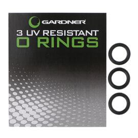 Gardner UV Resistant O Rings Buzzbar és Leszúró Rögzítő Gumi Karika