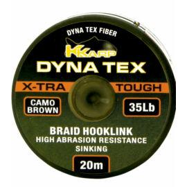 K-Karp Dyna Tex X-Tra Tough Fonott Előkezsinór