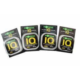 Korda IQ The Intelligent Hooklink Fluorocarbon előkezsinór