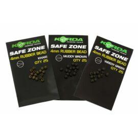 Korda Safe Zone 5mm Rubber Bead Gumigyöngy