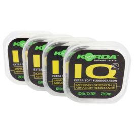 Korda IQ2 / IQ Extra Soft Fluorocarbon előkezsinór