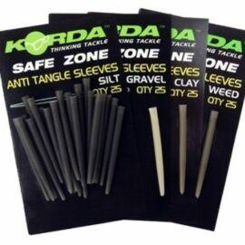 Korda Anti Tangle Hooklink Sleeves Gumicső (Silt)