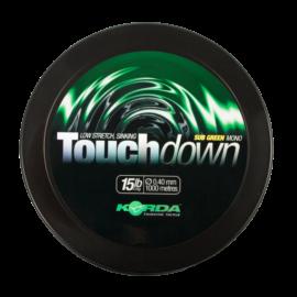 Korda Touchdown Green Monofil Főzsinór