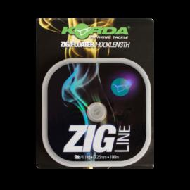 Korda Zig Line Monofil Zsinór (11lb/0,28mm)