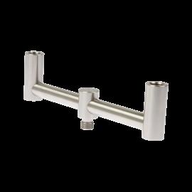 Korda Stainless Steel Singlez 2 Botos Buzzbar Kereszttartó (15cm)