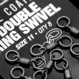 Korda PTFE Double Ring Swivel Dupla Karikás Forgó