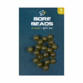 Nash Soft Taper Bore Beads Diffusion Camo Gyöngy