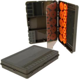 NGT Dynamic Tackle Box Terminal Tackle Szerelékes Doboz