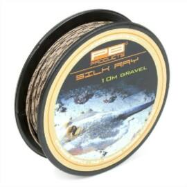 PB Products Silk Ray Gyorsan Süllyedő Ólommentes Előtétzsinór Gravel