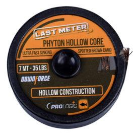 Prologic Last Meter Phyton Hollow Core Ólomnbetétes Zsinór
