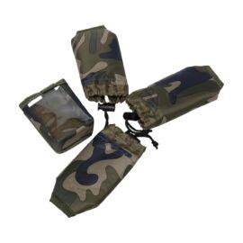 Prologic Fulcrum RMX Pro Alarm & Reciever 3+1 Padded Pouch Set Kapásjelző Védőtok Szett