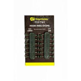 RidgeMonkey RM-Tec Hook Ring Stops Horoggyöngy