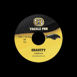 SBS Gravity Leadcore Ólombetétes Zsinór