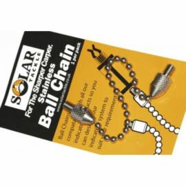 Solar Tackle Stainless Ball Chain 12inc Rozsdamentes Swinger Lánc