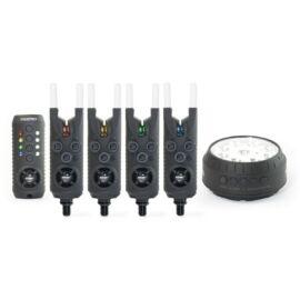 Sonik Gizmo Elektromos 4+1 Kapásjelző Szett (+ sátorlámpa)