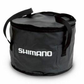 Shimano Groundbait Bowl Fekete Etetőanyagkeverő Tál (SHPVC04)