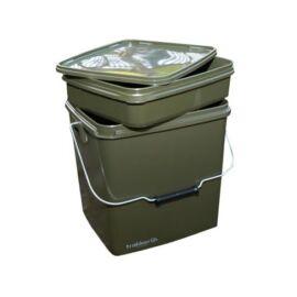 Trakker 13 Litre Olive Square Container vödör