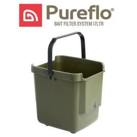 Trakker Pureflo Bait Filter System Csaliszűrő (17 literes vödörhöz)