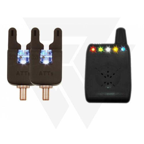 ATTs / ATTx Underlit Alarms Elektromos 2+1 Kapásjelző Szett