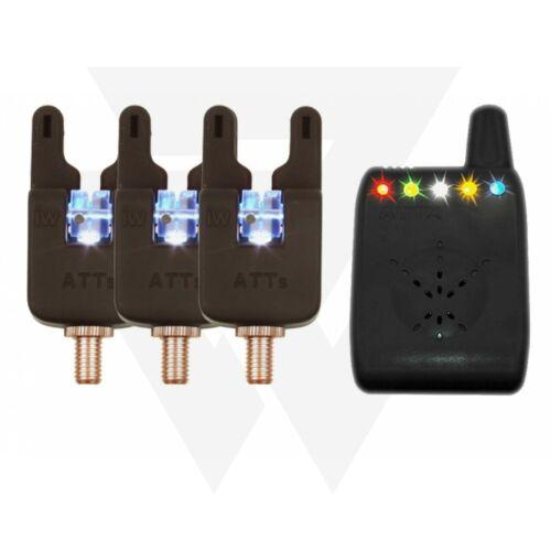 ATTs / ATTx Underlit Alarms Elektromos 3+1 Kapásjelző Szett