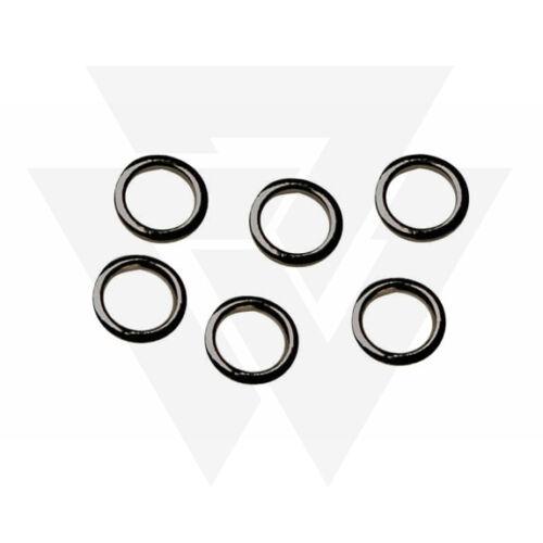 Carp Academy Acél Karika Horoggyűrű (3mm)