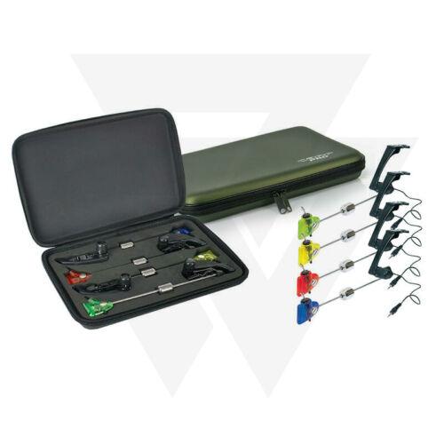 Carp Academy Sensor Swinger Szett (4 botos)