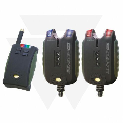 Carp Academy Sensor WDX Set 2+1 Kapásjelző Szett