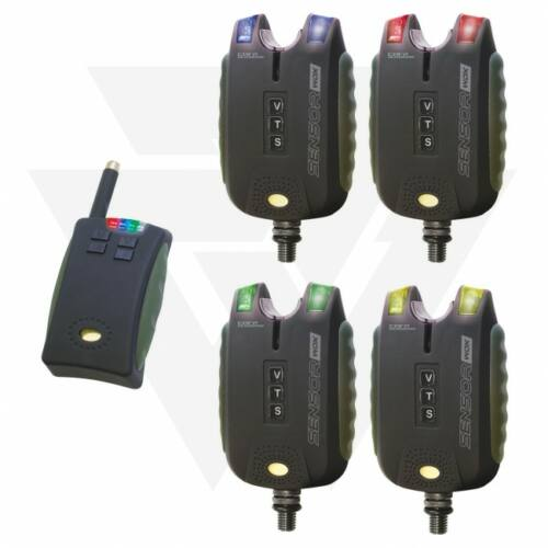 Carp Academy Sensor WDX Set 4+1 Kapásjelző Szett