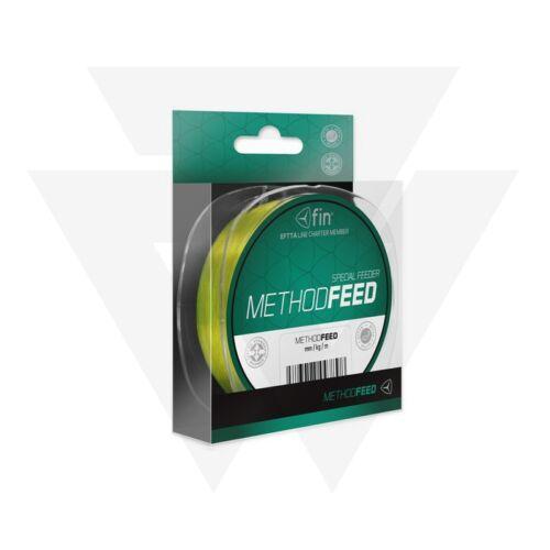 FIN Method Feed Fluosárga zsinór