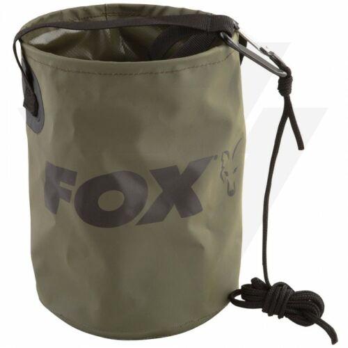 FOX Collapsible Water Bucket Összecsukható Vödör