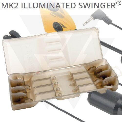 FOX Mk 2 Illuminated Swinger Case Tok