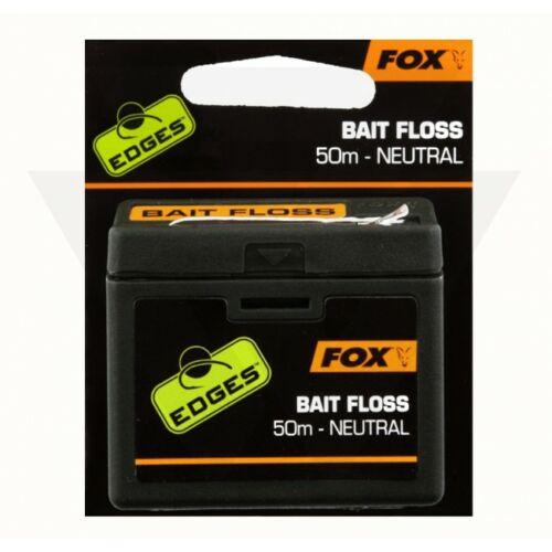 FOX Edges Bait Floss Hajszálelőke Zsinór