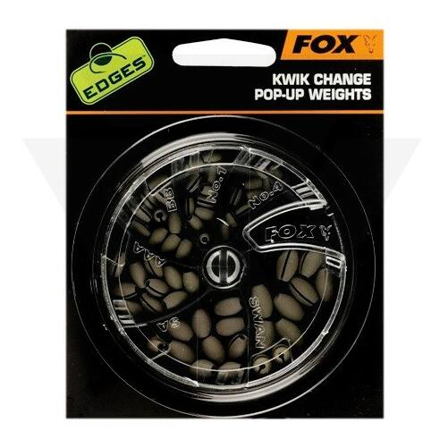 FOX Edges Kwik Change Pop-up Weight Dispenser Ólom Súlykészlet