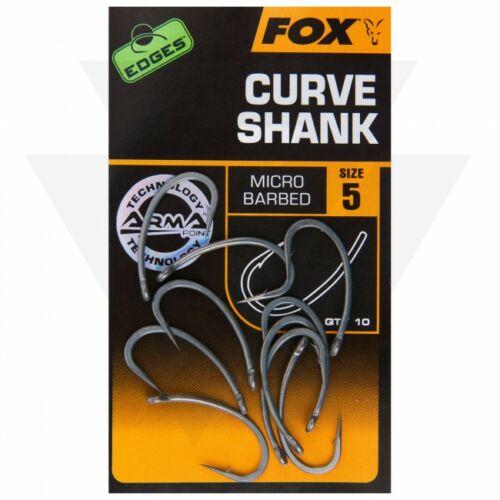 FOX Edges Armapoint Curve Shank Horgok