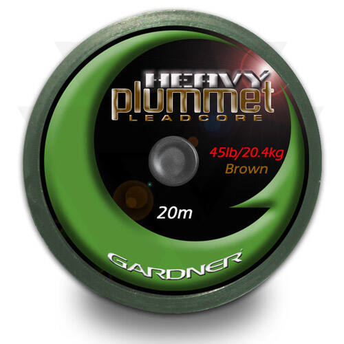 Gardner Heavy Plummet Leadcore ólombetétes zsinór