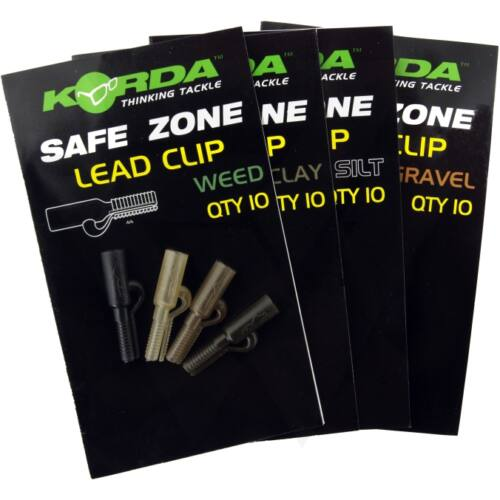 Korda Safe Zone Lead Clips Ólomklipsz