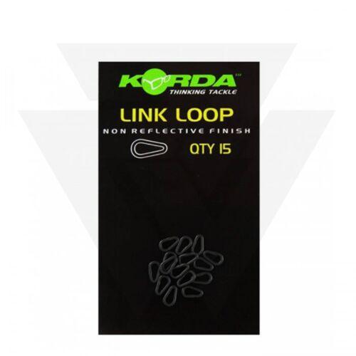"""Korda Link Loop Acél """"karika"""""""