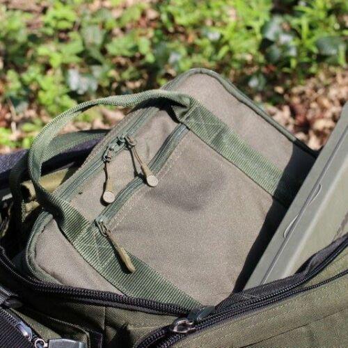 Korda Singlez Bag Green Bottartó Táska